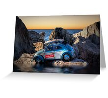 RedBubble VW Greeting Card