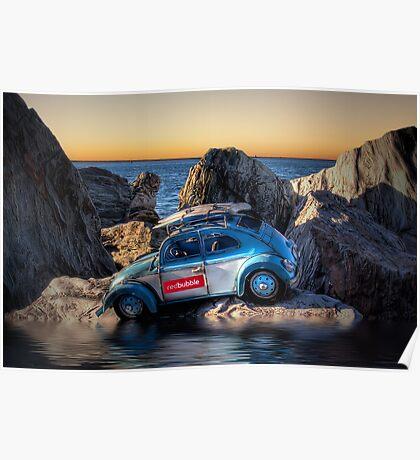 RedBubble VW Poster