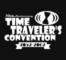 Time Traveler Kids Tee