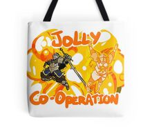 Jolly Cooperation! Tote Bag