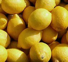 Food - lemons by Marjolein Katsma