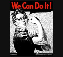 We Can Do It - Rosie the Rivetor Unisex T-Shirt