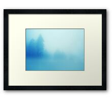caress Framed Print