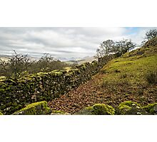 Orrest Head in the Lake District National Park Photographic Print