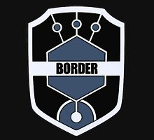 World Trigger - Border Logo Men's Baseball ¾ T-Shirt