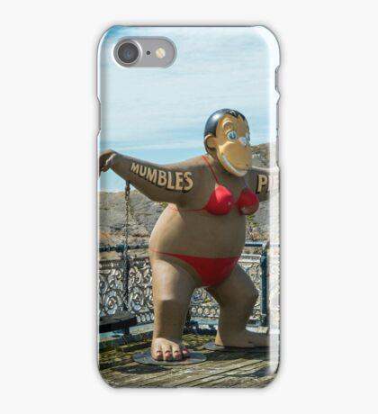 Monkey in Bikini iPhone Case/Skin