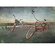 Cruisers Photographic Print