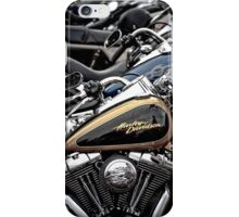 just some bikes iPhone Case/Skin
