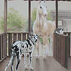 Rex, Shelly and Possum by Heidi Schwandt Garner
