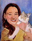 Jennifer's Sister by Jim Phillips