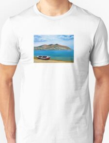 Lonely Boat T-Shirt