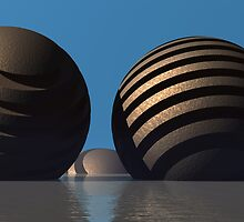 Spheres by Lyle Hatch