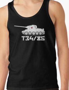 T34-85 Tank Top