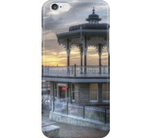 Hove Bandstand at Sunset iPhone Case/Skin
