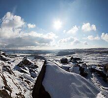 Wainstones (Panorama) by PaulBradley