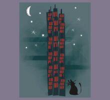 Urban Cat Kids Tee