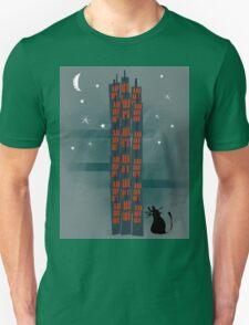 Animal's Nightlife - Urban Cat T-Shirt