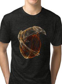 Lizard and Egg Tri-blend T-Shirt