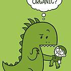 Organic Dinosaur by Schlogger
