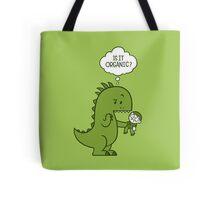 Organic Dinosaur Tote Bag