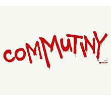 Welcome to Commutiny Photographic Print