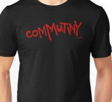 Welcome to Commutiny Unisex T-Shirt
