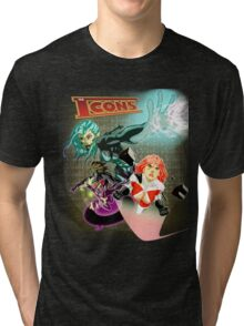 We Are ICONS! Tri-blend T-Shirt
