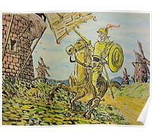 A man of La Mancha Poster