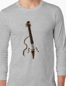 Doghouse Bass without house... Long Sleeve T-Shirt