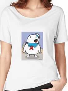 Stay Puft Women's Relaxed Fit T-Shirt