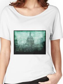St. Paul's Cathedral Women's Relaxed Fit T-Shirt
