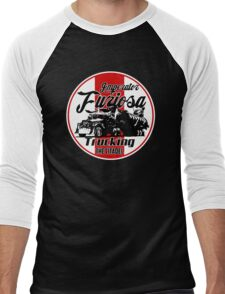 Furiosa trucking Men's Baseball ¾ T-Shirt