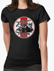 Furiosa trucking Womens Fitted T-Shirt