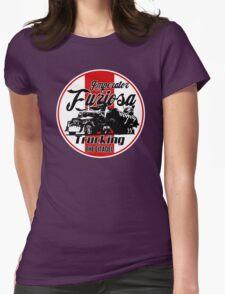 Furiosa trucking Womens Fitted T-Shirt