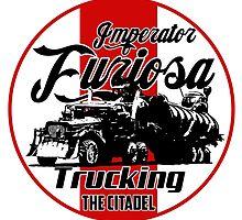Furiosa trucking by edcarj82
