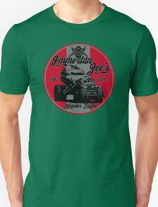Imm. Joe's monster trucks Unisex T-Shirt