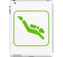 Diving iPad Case/Skin