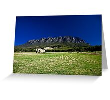 Mt. Roland Greeting Card