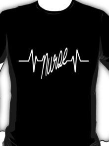 Nurse heartbeat T-Shirt