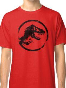 Jurassic park/world logo Classic T-Shirt