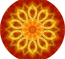 Electric Light Kaleidoscope 01 by fantasytripp