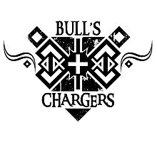 DA:I - Bull's Chargers Photographic Print