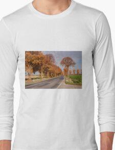 Road to B. - HDR Long Sleeve T-Shirt