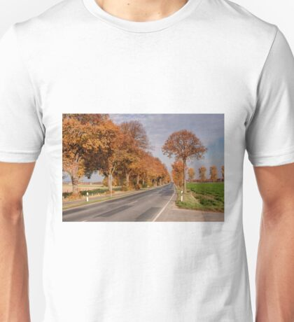 Road to B. - HDR Unisex T-Shirt
