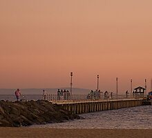 The Pier,Mordialloc,Melbourne,Australia by Max R Daely