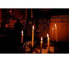 Sacred Religion Photographic Print