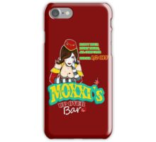 Moxxi's UP OVER iPhone Case/Skin