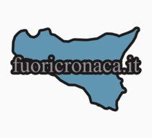 fuoricronaca.it - by Chiara and Francesco Venuto One Piece - Short Sleeve