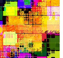 Colorful Mix by Ernest Mohs
