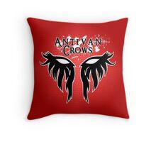 Antivan Crows Throw Pillow